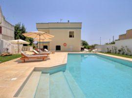 Villetta Ercole con piscina